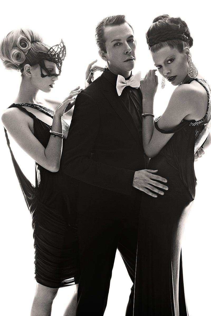 Models: Tehila Rich, Derek Warburton, & Tatiana Pajkovic