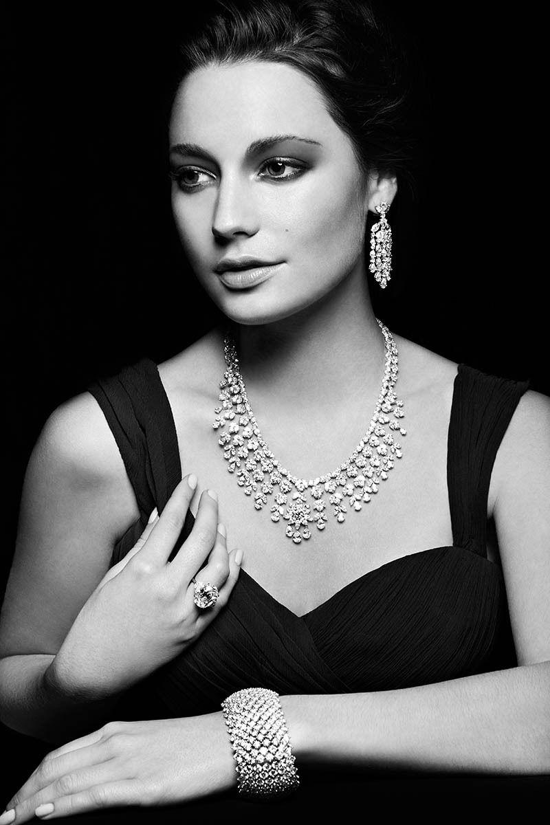 Model: Chloe LaslierClient: Diamonds International