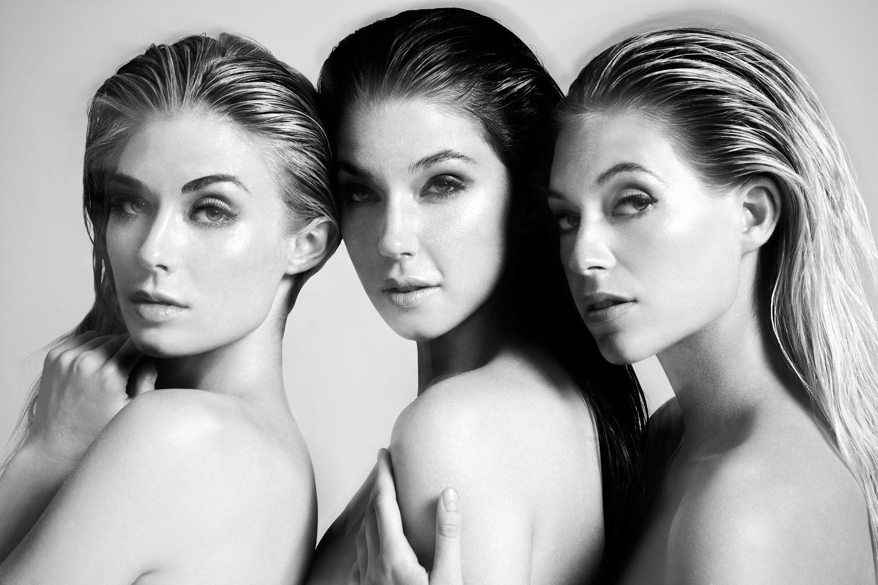 Models: Jill Murphy, Dani Smith