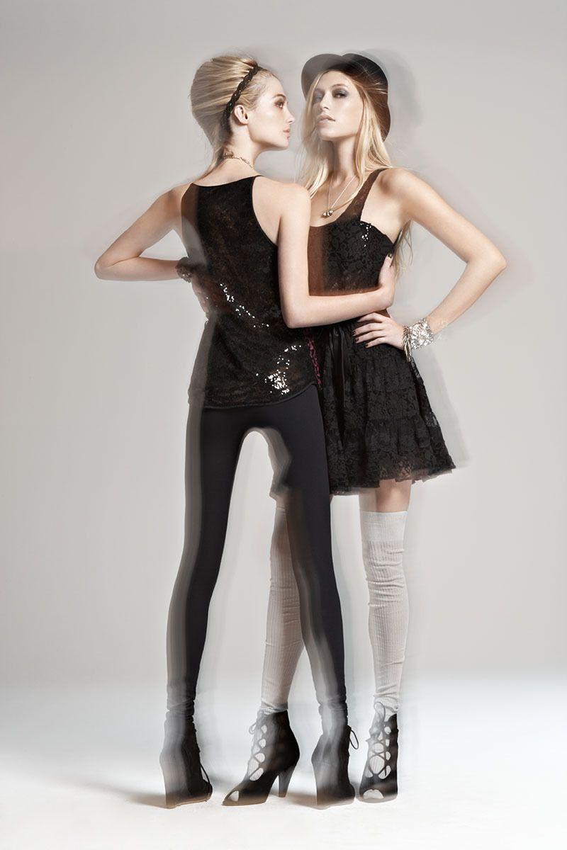 Models: Maria Ryerson & Dani Smith