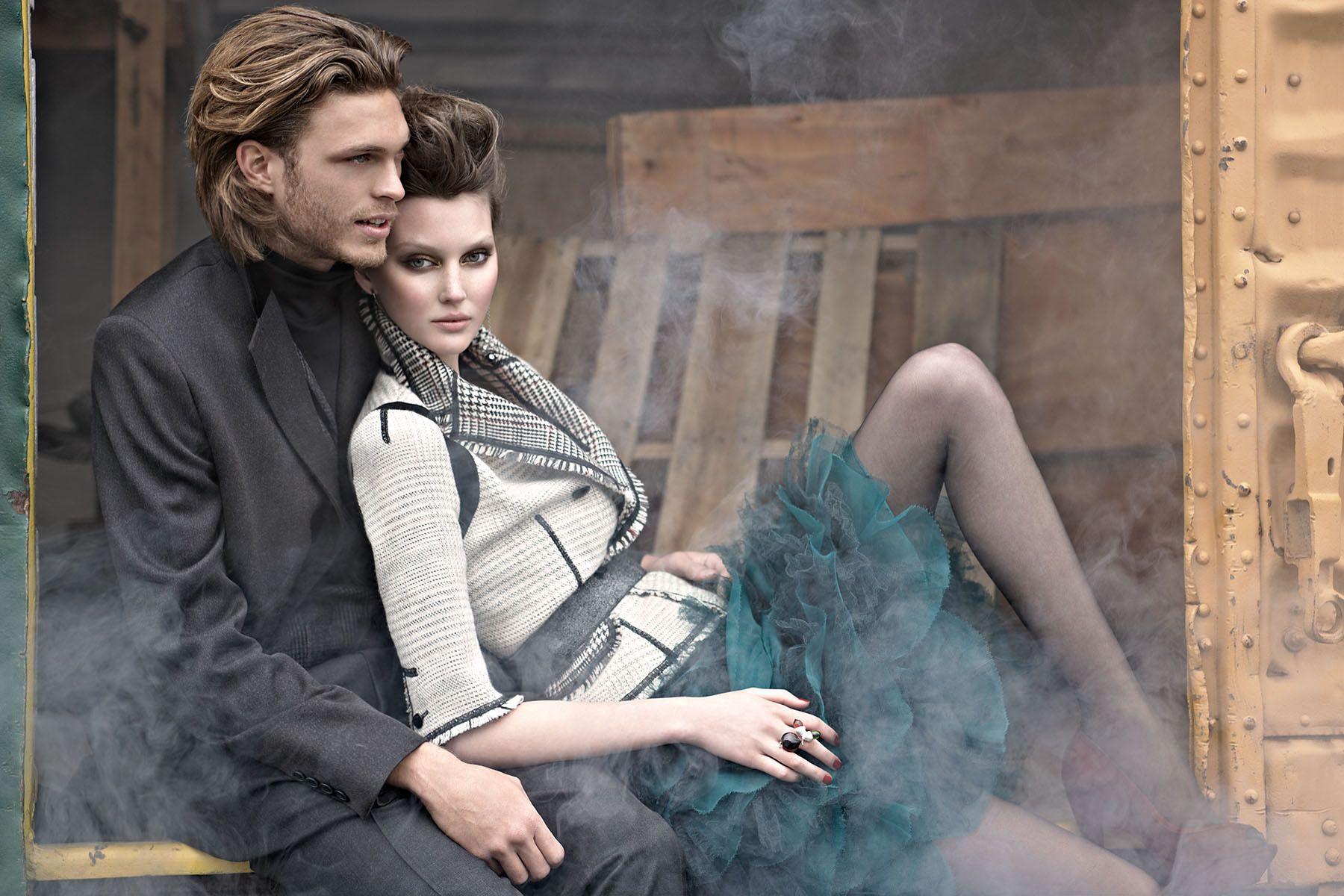 Model: Mihaly Martins & Veroneik Gielkens