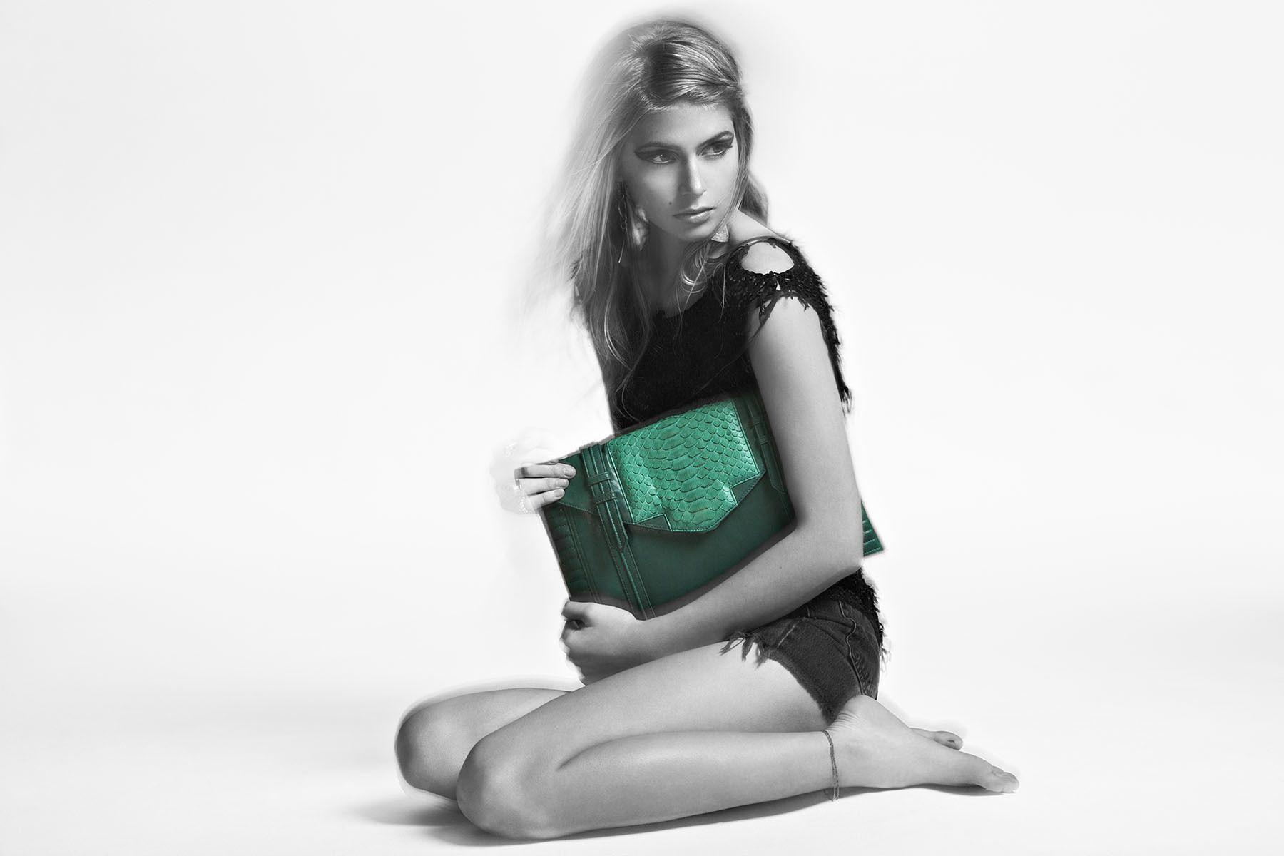 Model: Annie McGinty