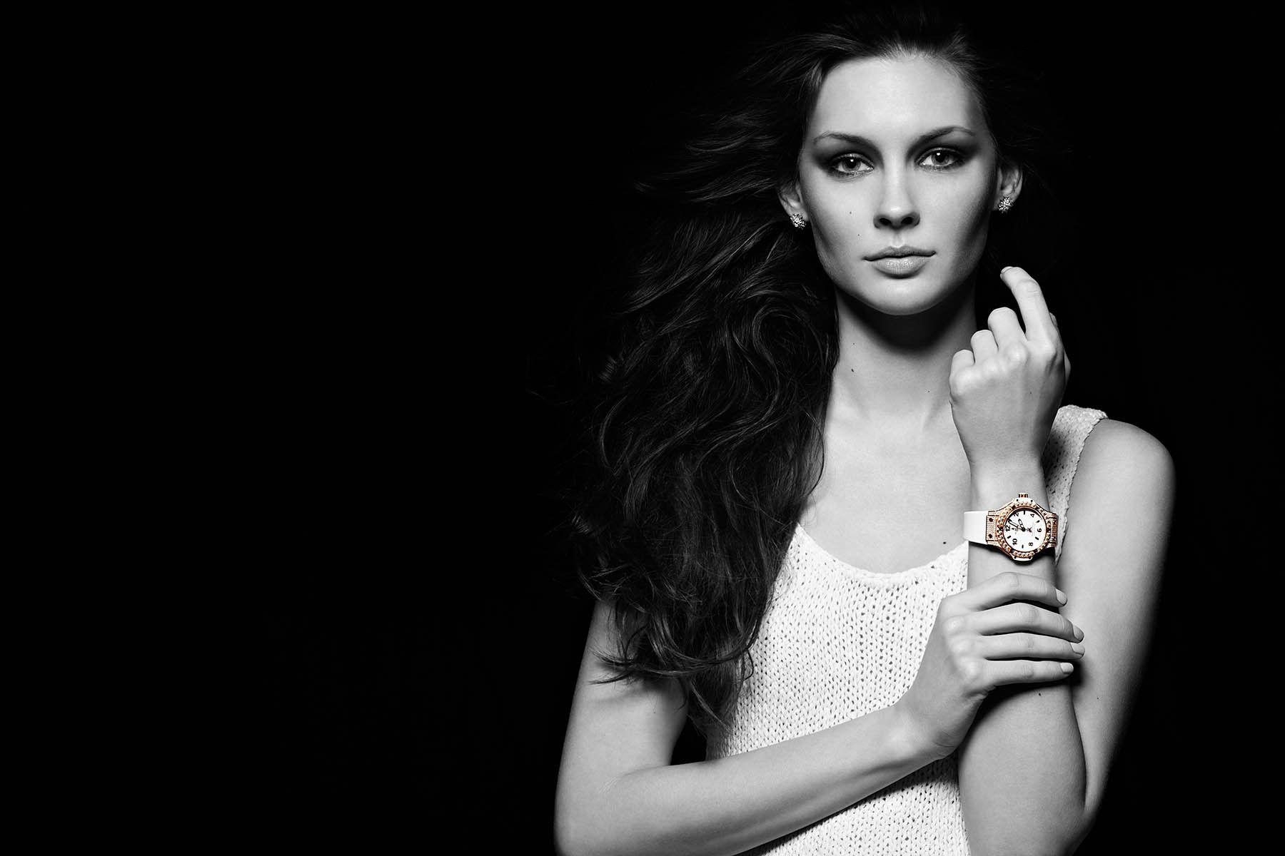 Model: Katherin SchlegelClient: Diamonds International