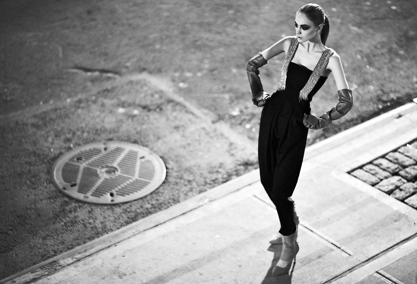 Model: Veronika Antsipava