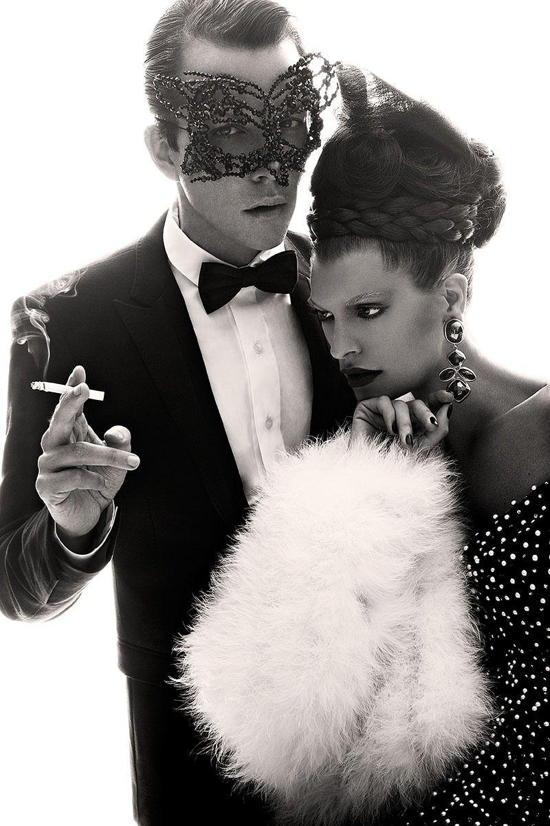 Models: Derek Warburton & Tatiana Pajkovic