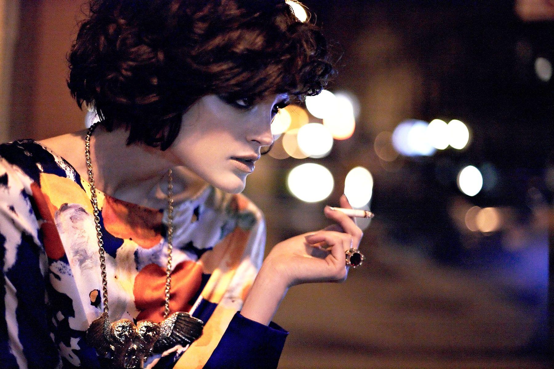 Model: Lee Greene