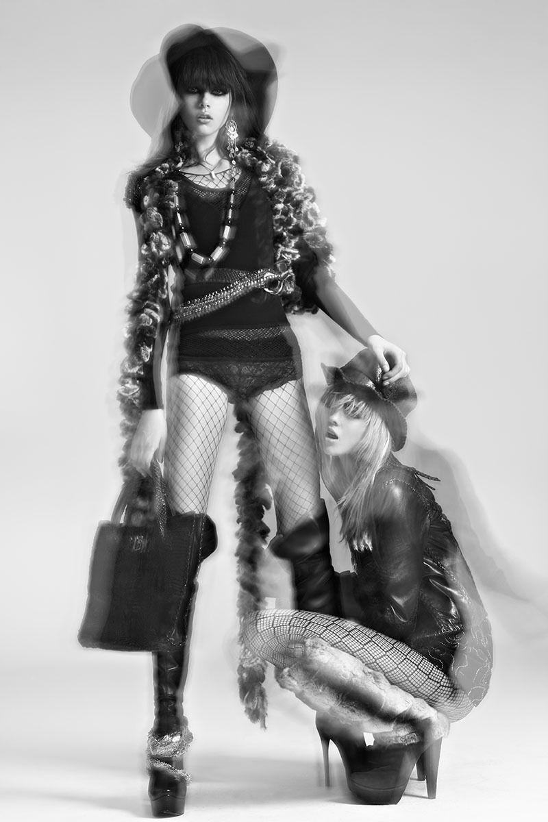Models: Georgia Fowler & Hannah Glasby