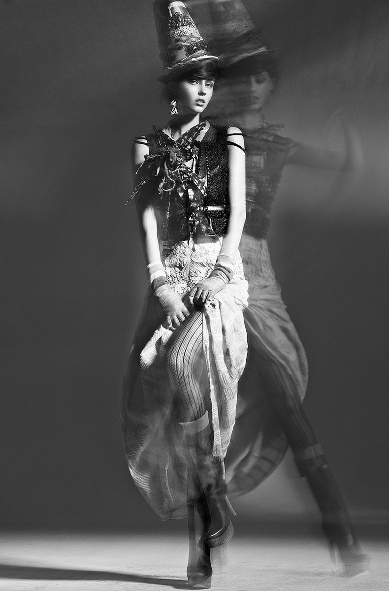 Model: Anett Griffel
