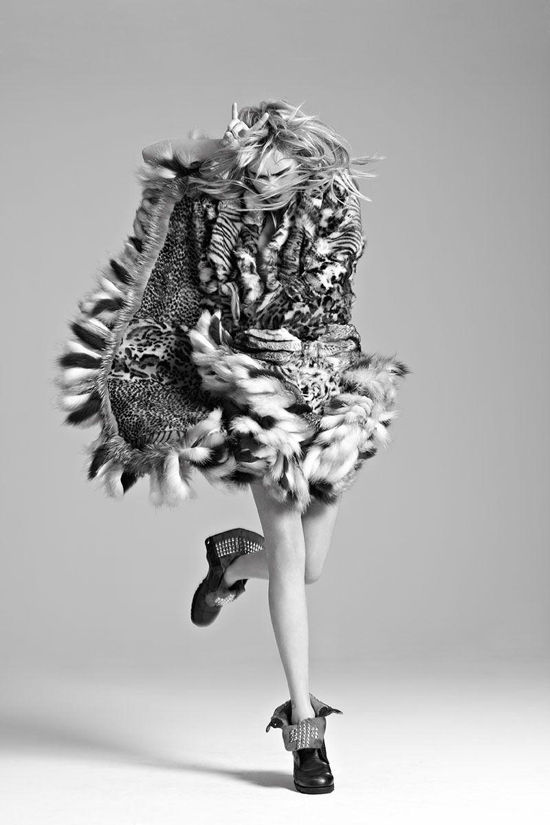 Model: Hannah Glasby