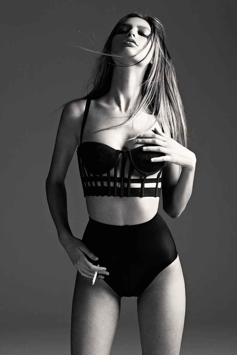 Model: Leticia Zuloaga