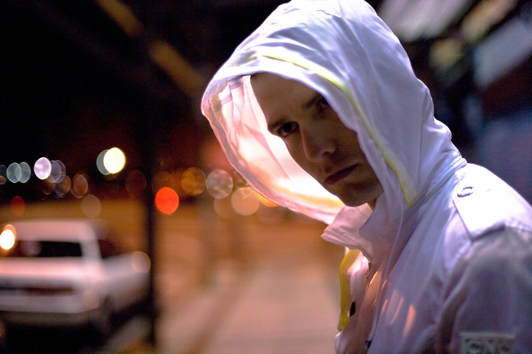 Model: Brad Allen