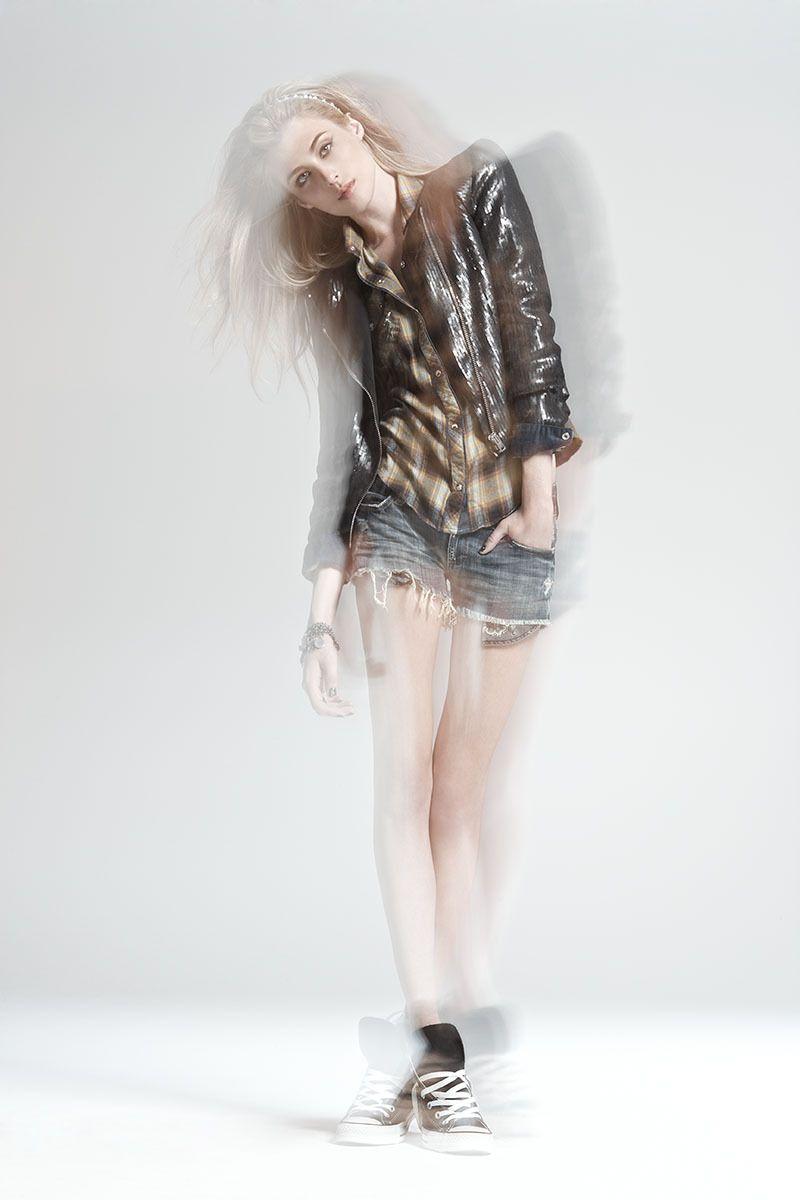 Model: Maria Ryerson