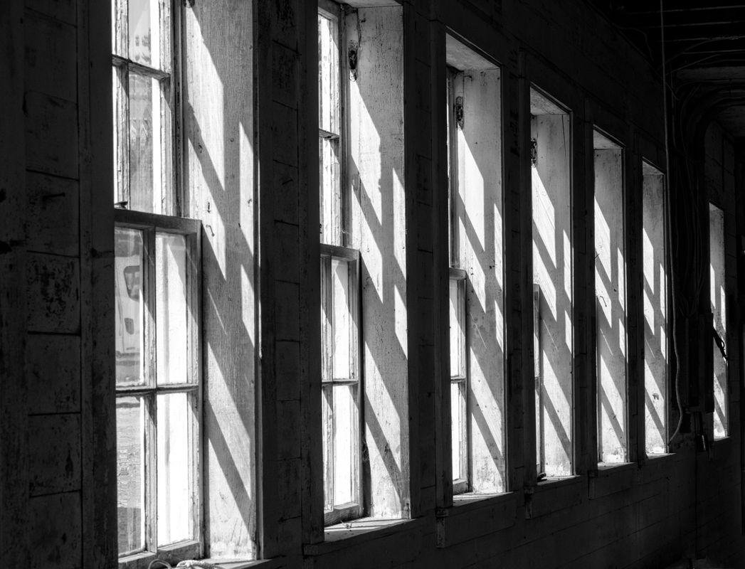 Windows, Brooklin Boatyard
