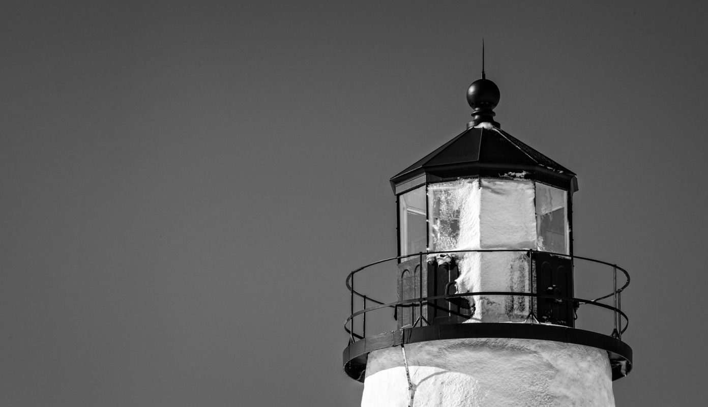 Lighthouse, detail ii