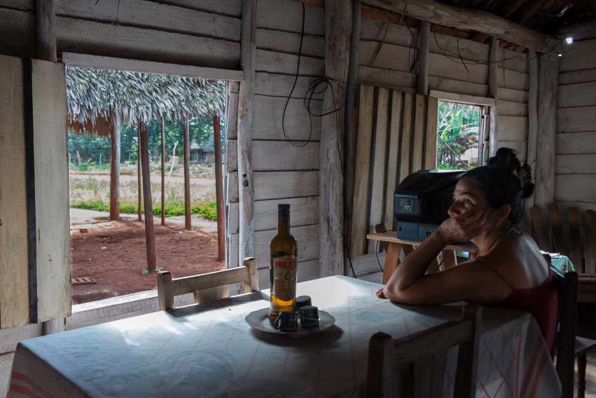 Contemplation, Cuba