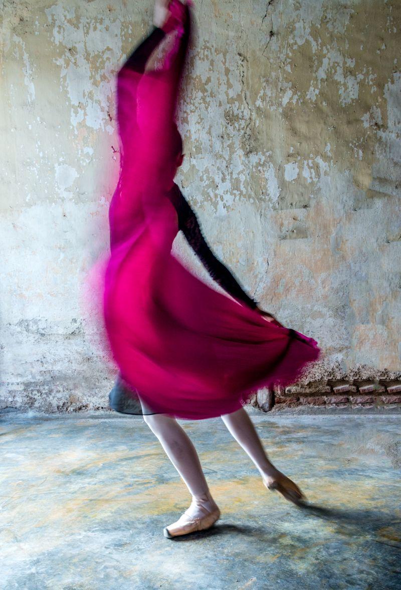 Dancing Veil