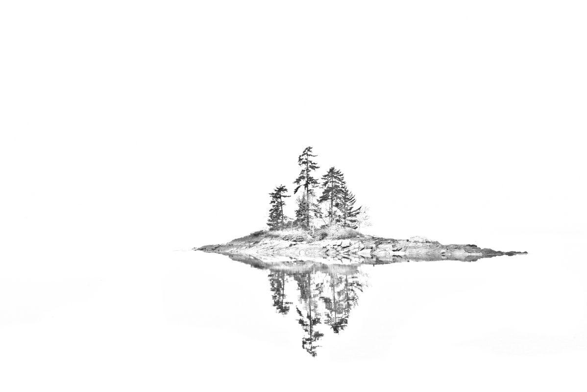 Quiet Island - Sketch