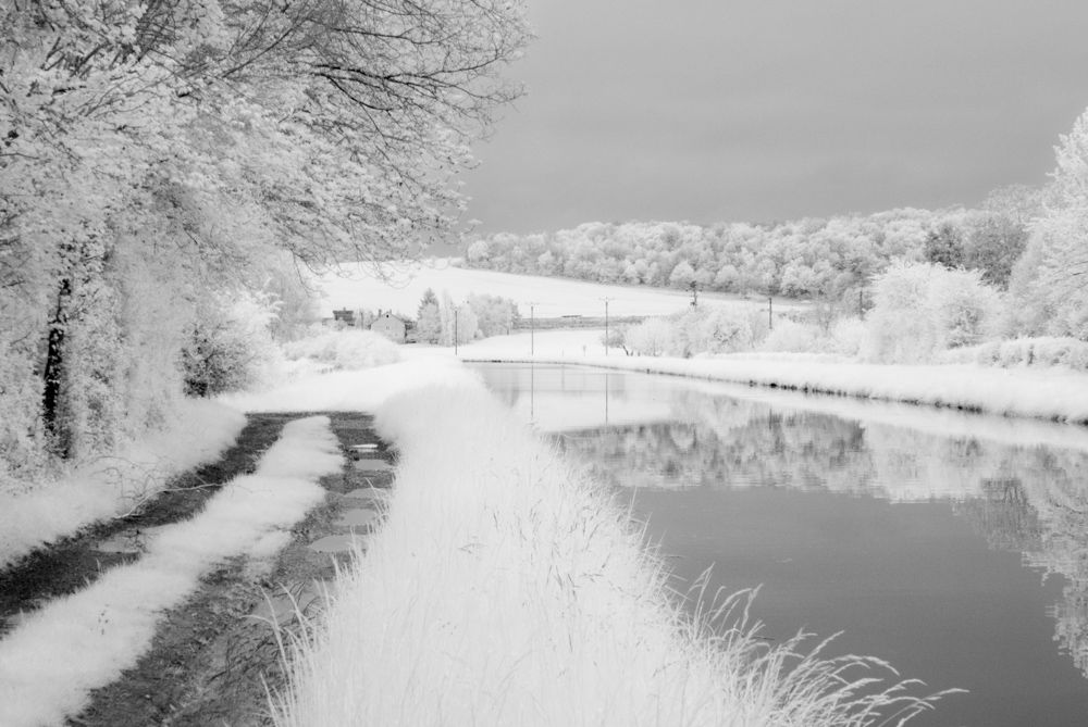Along the Canal, Infrared