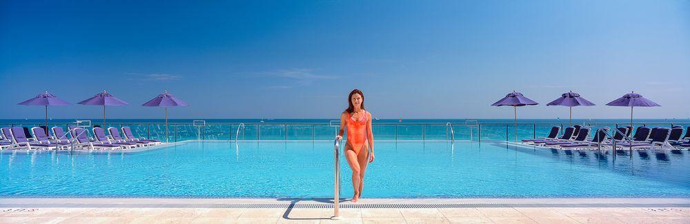 roney palace resort red bathing suit.jpg