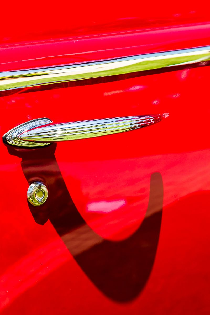 car show red chevy door handle.jpg