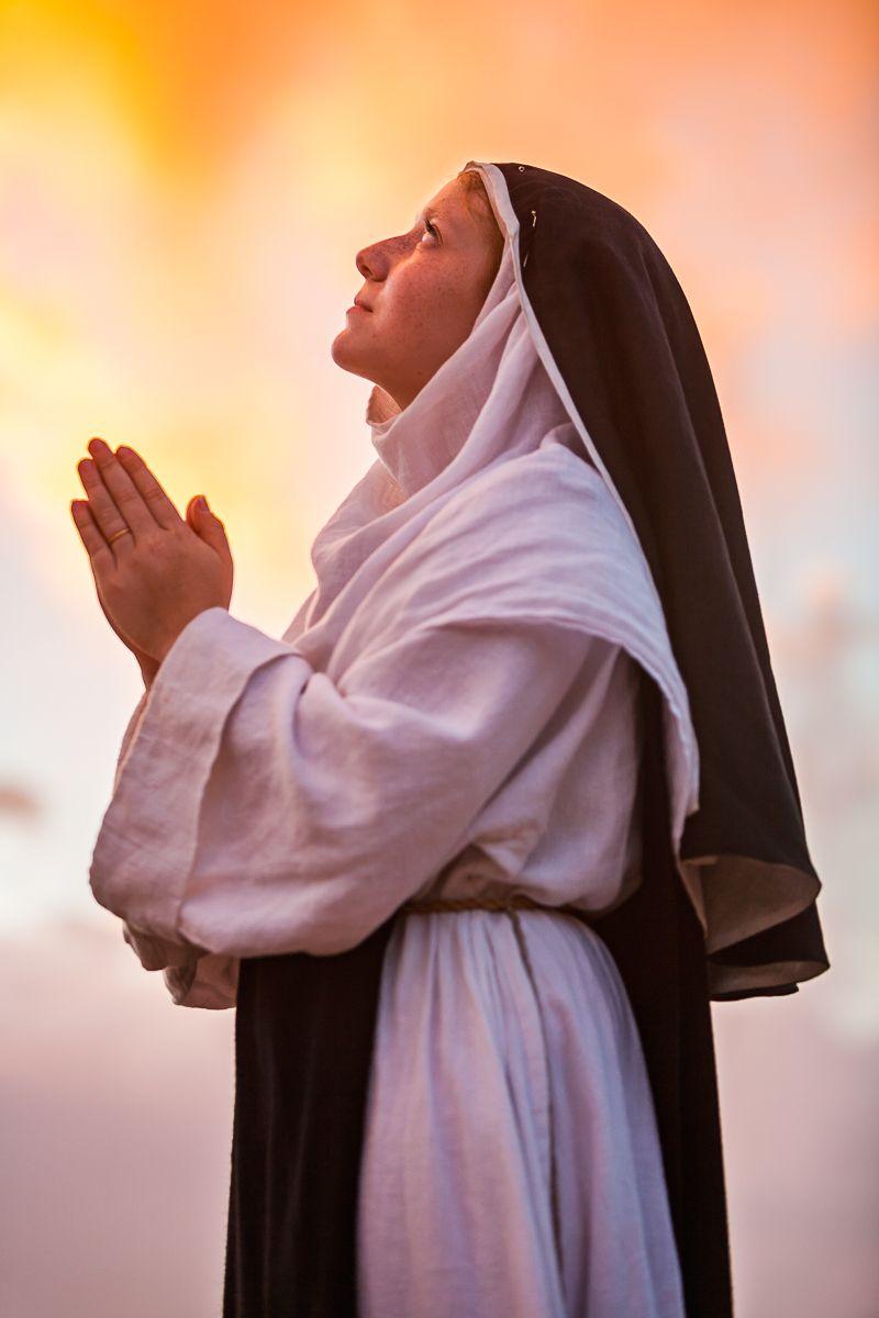 sister mimosa praying.jpg