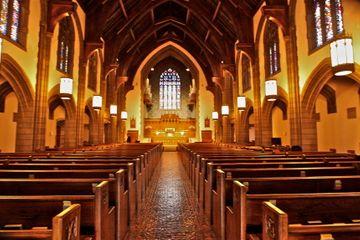 Tabernacle Presbyterian Church ~ Indianapolis, Indiana