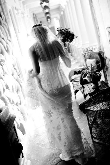 Bride at Villa Caletas