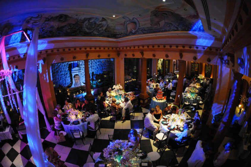Zephyr Palace wedding reception
