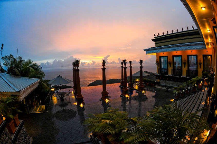 Sunset Villa Caletas