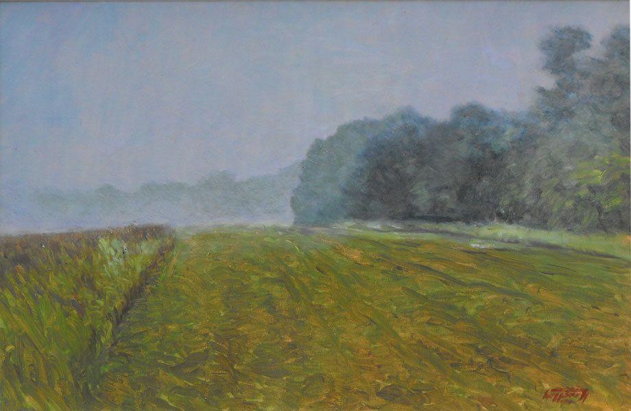 Foggy MorningCraig Holland