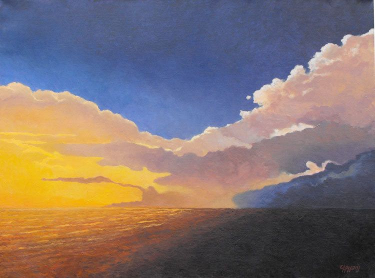Sunset CloudsCraig Holland