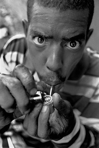 crack smoker