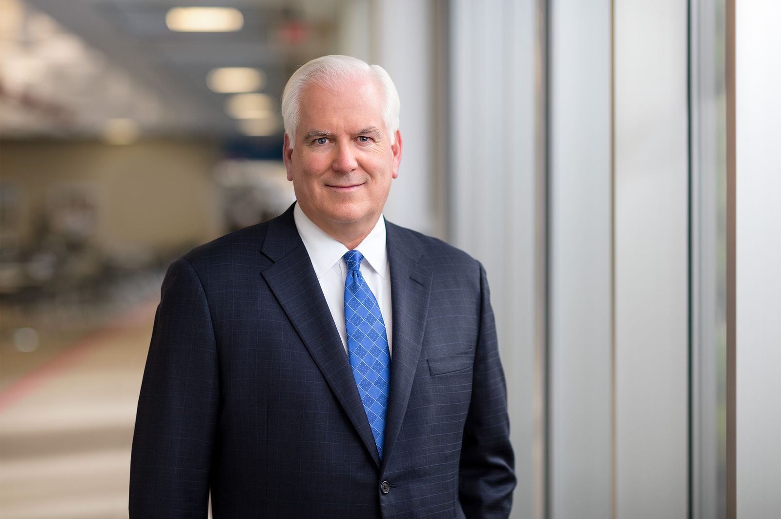 Abbott CEO Miles White