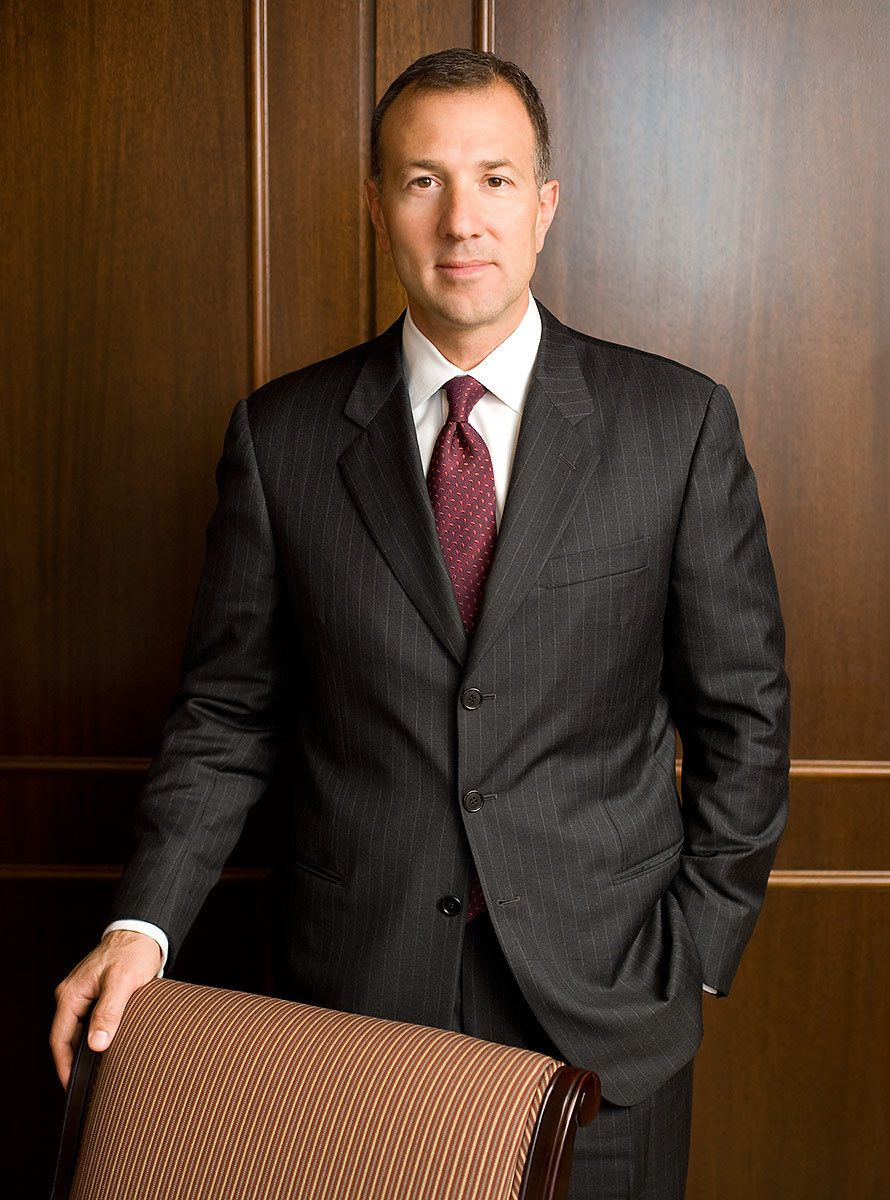 CBOE CEO Ed Tilly