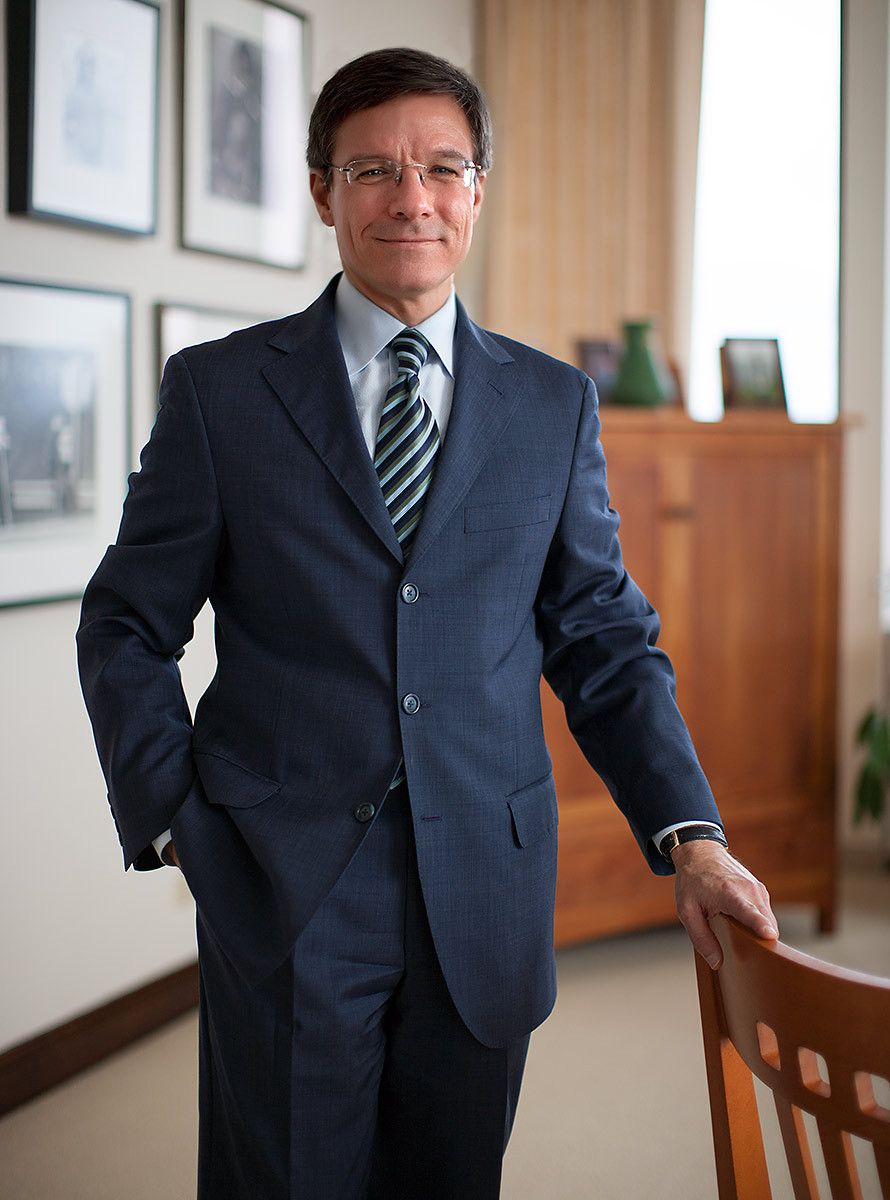 Allstate CEO Tom Wilson