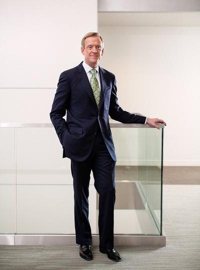 CME CEO Craig Donohue