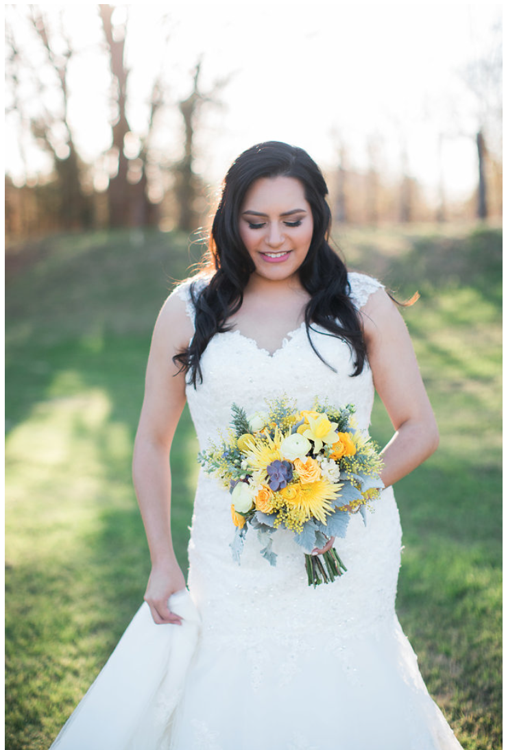 Bridals at Old Dobbin Station in Montgomery, Texas