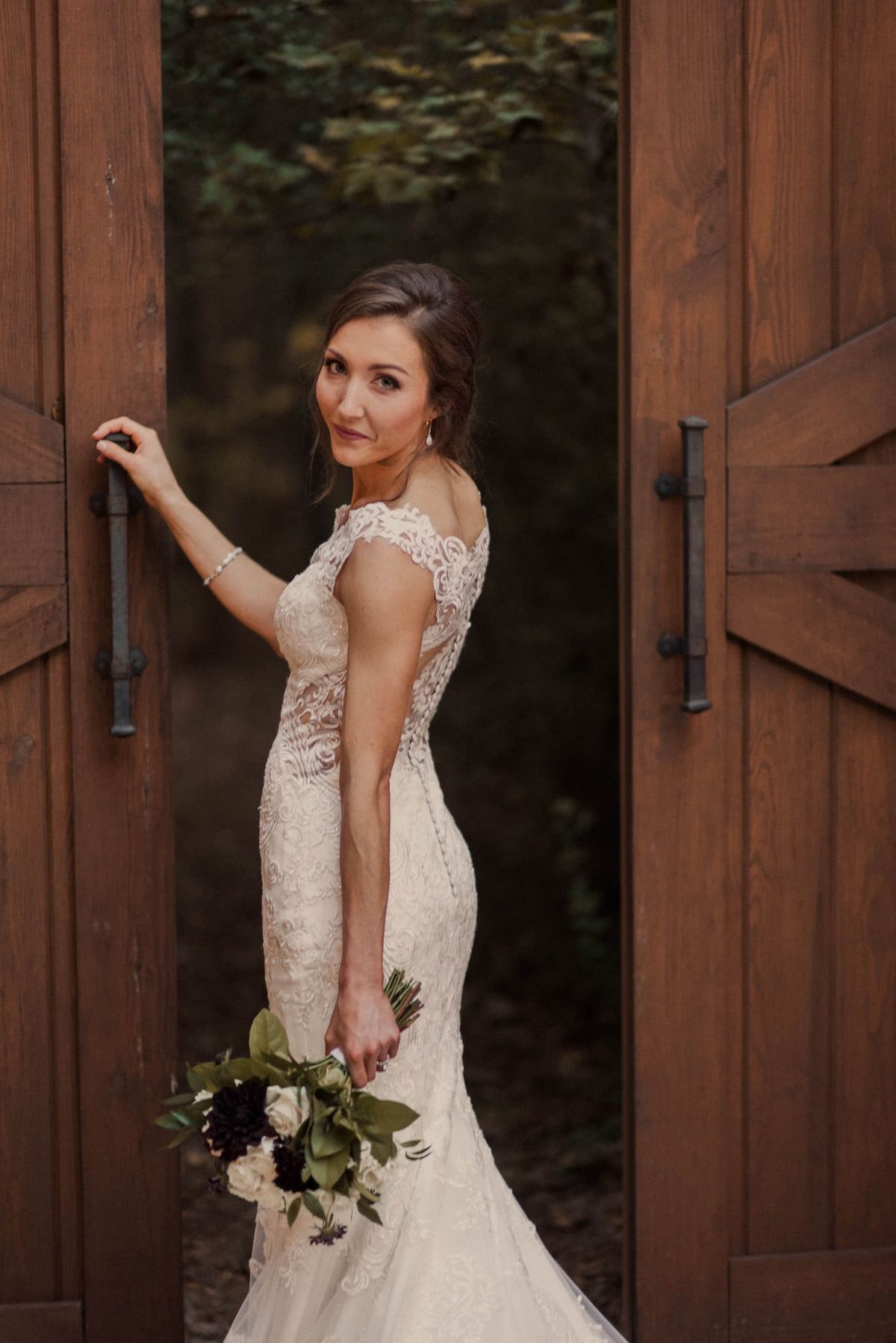Magnolia Bells Bride Hair and Makeup