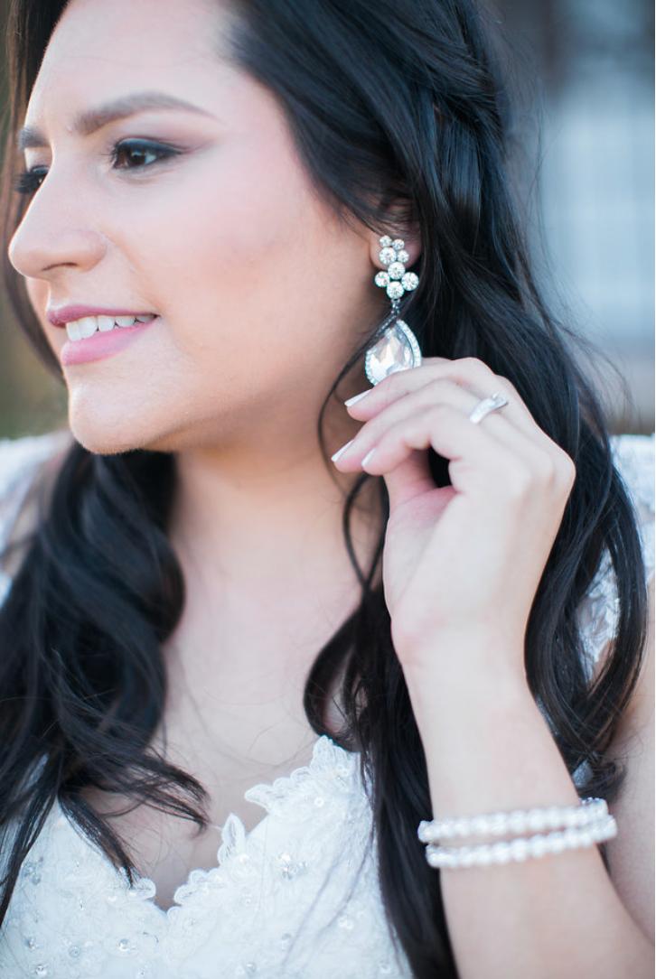Houston Bridals Makeup
