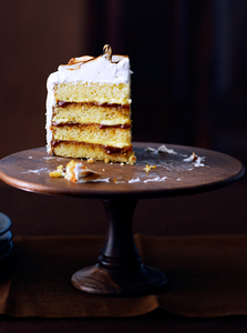 Meringue Layer cake