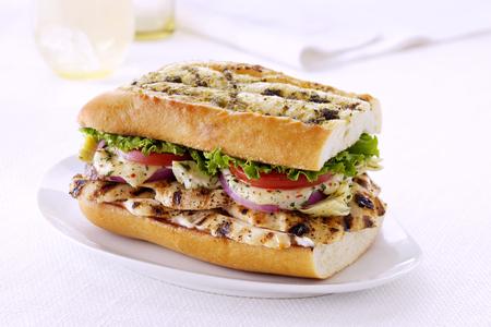 Deli Chicken Sandwich