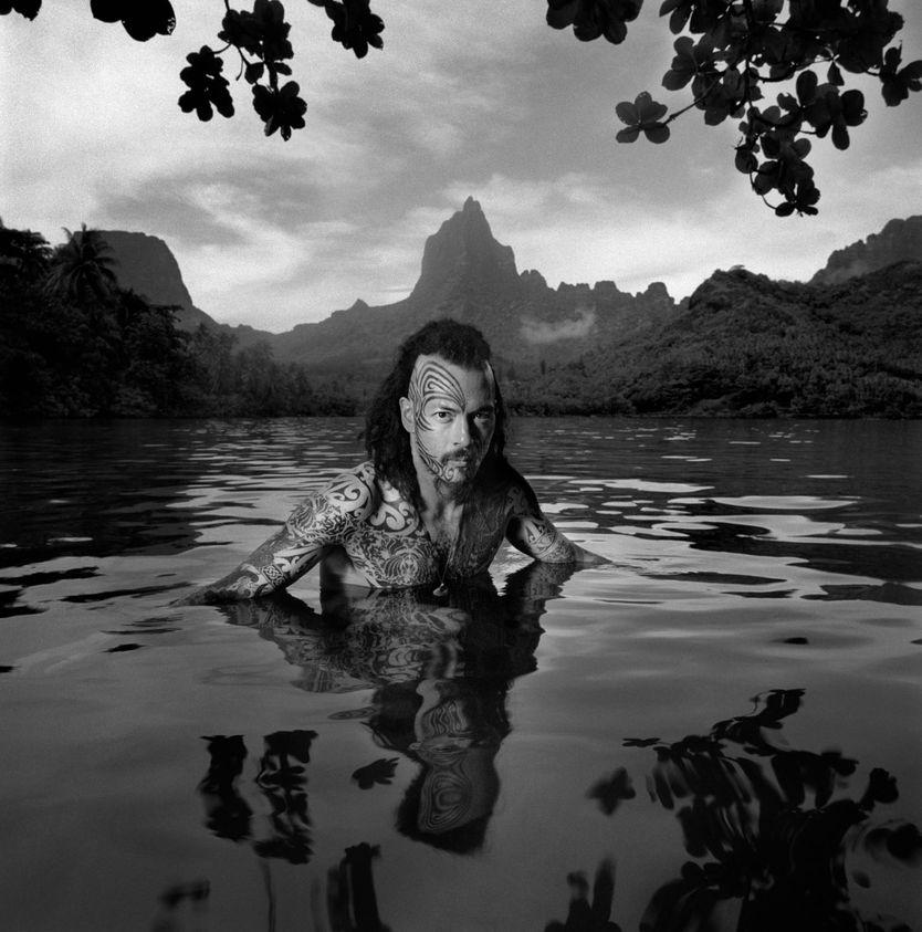 Chris Rainier Photography Tattoo
