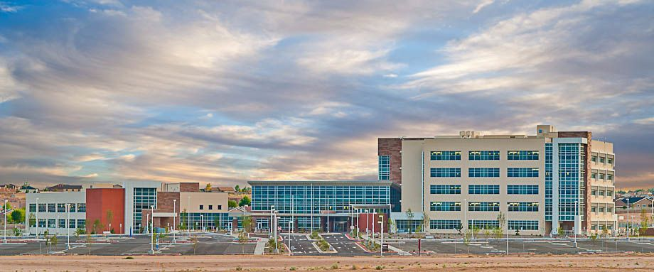 Rust Medical Center | Rio Rancho | NMContractor: McCarthy Construction