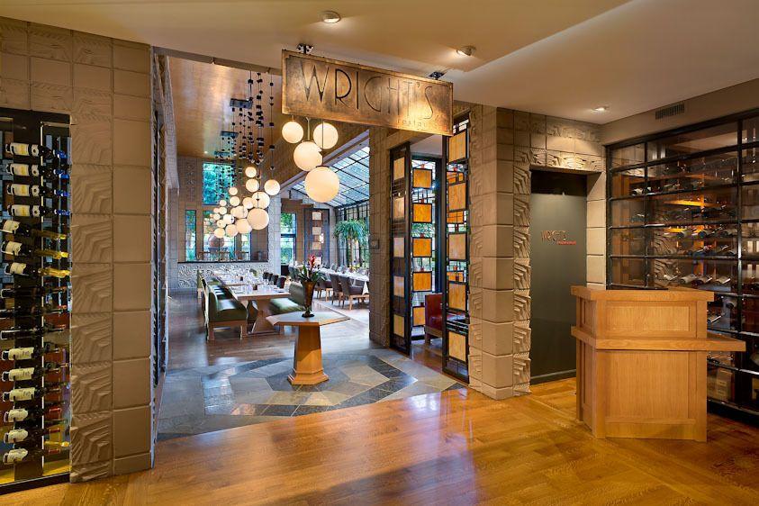 Wrights at the Biltmore | Biltmore Resort | Phoenix | AZContractor: Layton ConstructionDesigner: CMDA Design Bureau Inc.