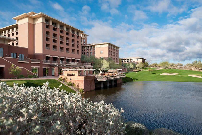 Kierland Westin Resort | Scottsdale | AZContractor: Layton Construction