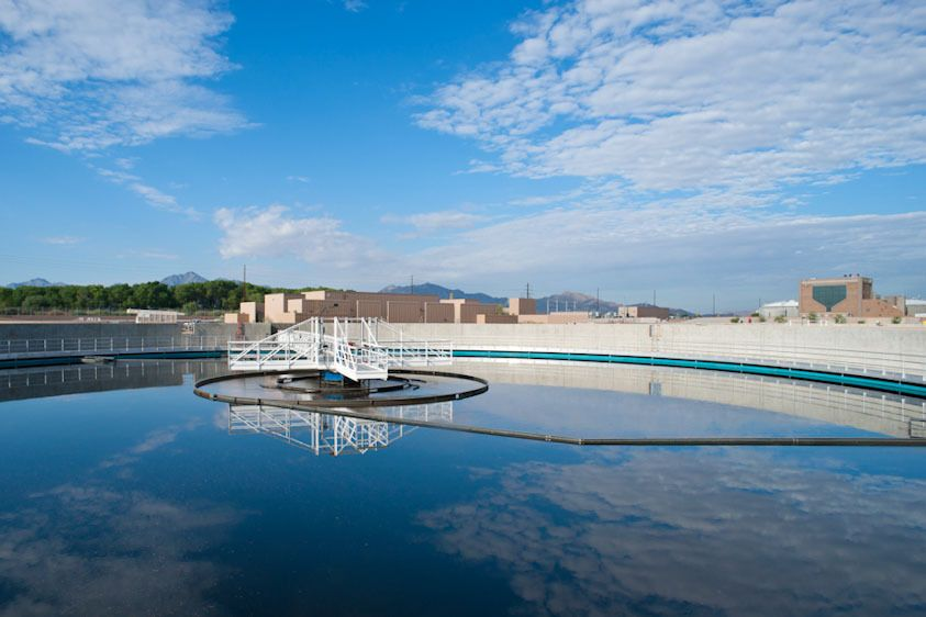 Waste Water Treatment Facility | Phoenix | AZContractor:  McCarthy Construction