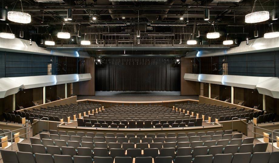 Sedona High School Performing Arts Center | Sedona, AZArchitect: Orcutt | Winslow PartnershipContractor: McCarthy Building Companies