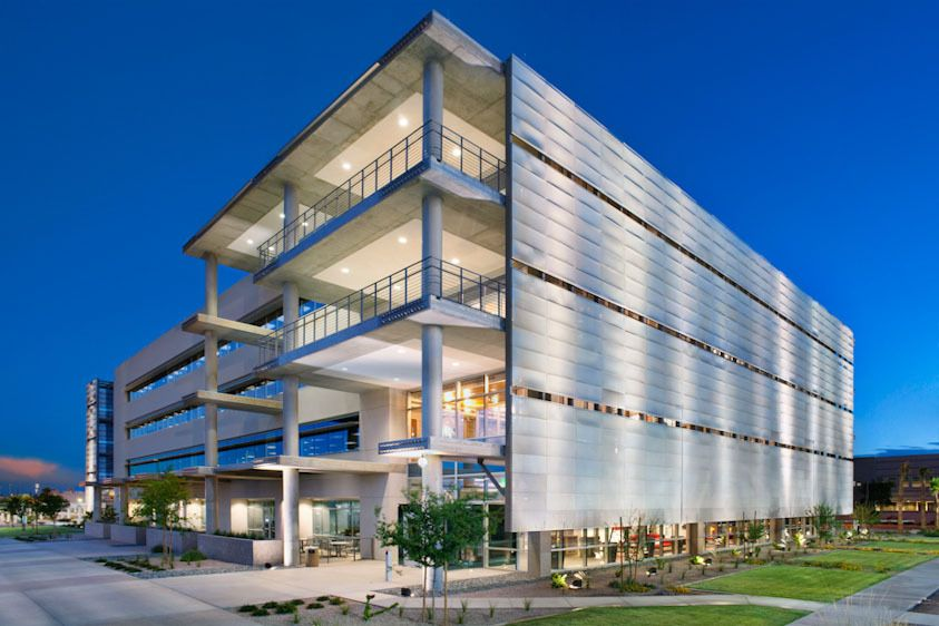 Blue Cross Blue Shield Building, Phoenix, AZOrcutt | Winslow Partnership