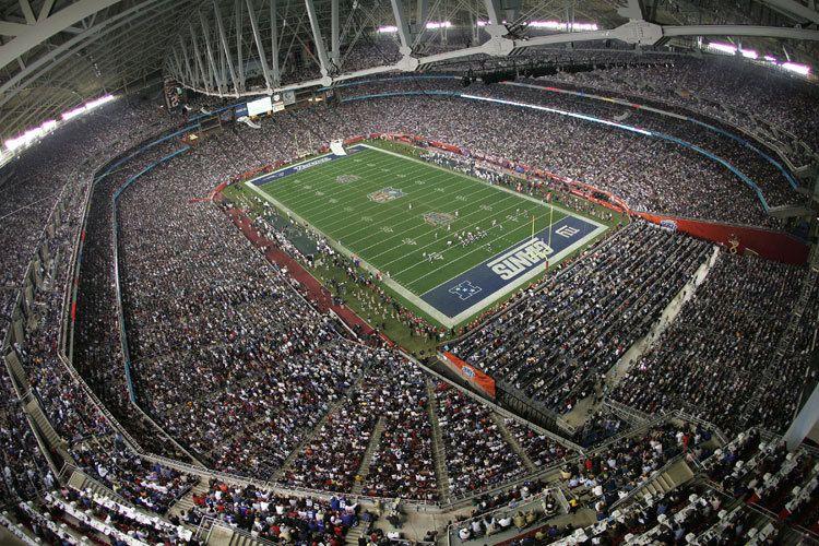 SBXLII : Giants vs Patriots