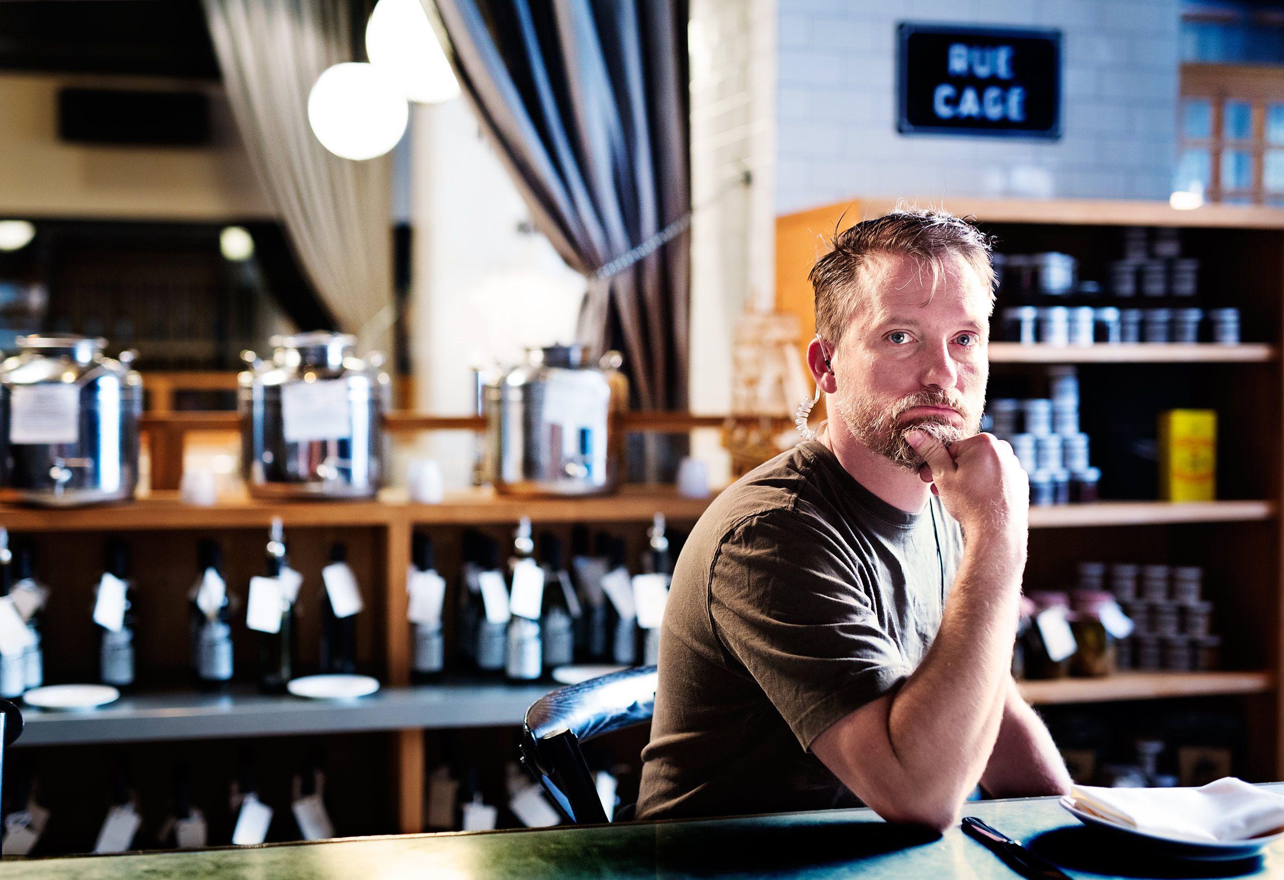 Portrait of a man at olive oil bar.jpg